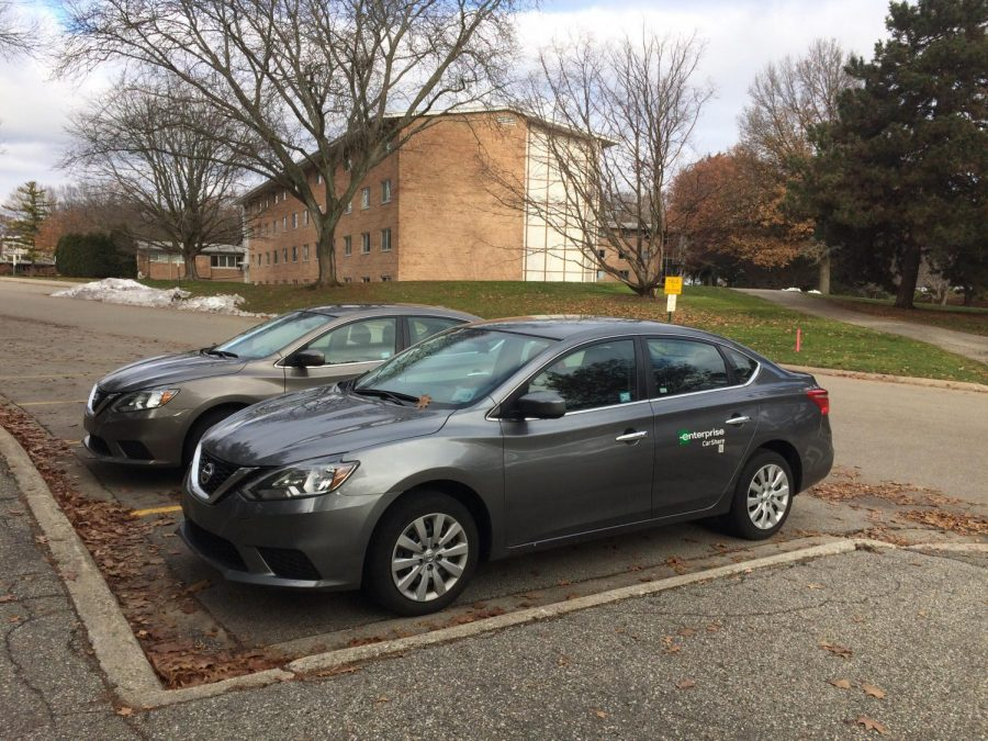 Enterprise Car Share Number >> Enterprise Carshare Program Shuts Off Its Engine Calvin
