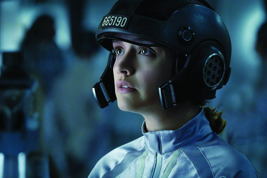 Olivia Cooke from Ready Player One.
