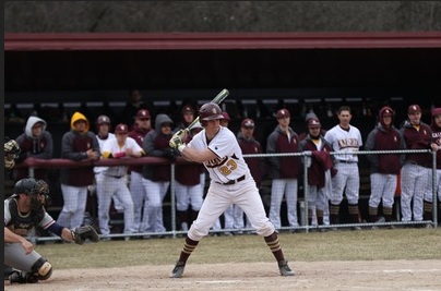Sophomore Ricky Padilla collected nine RBIs in the four game series.