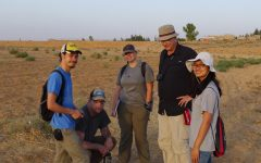 Archaeology and Water at Umm el-Jimal Archaeology Site in Jordan