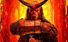 Hellboy, the big red man-child