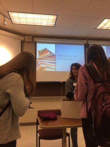 Calvin nursing department welcomes Class of 2021