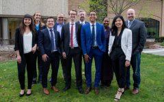 Presidential fellows bridge gap between executives, students at Calvin