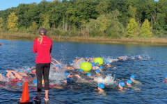 Athletic department adds women's triathlon team as 22nd varsity sport