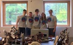 Calvin Mars Rover Design Team provides students with engineering challenge