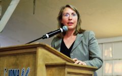 Candidate Hillary Scholten talks faith's call to action