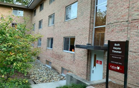 Timmer under construction, students move to used dorms