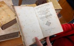 Meeter Center adds eleven rare books to collection