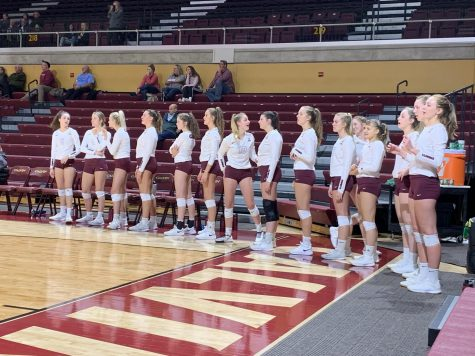 Women's Volleyball Continues to Excel
