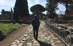 Encountering an ancient saint in modern times