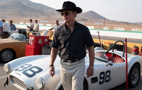 """Ford v Ferrari"" fires on all cylinders"