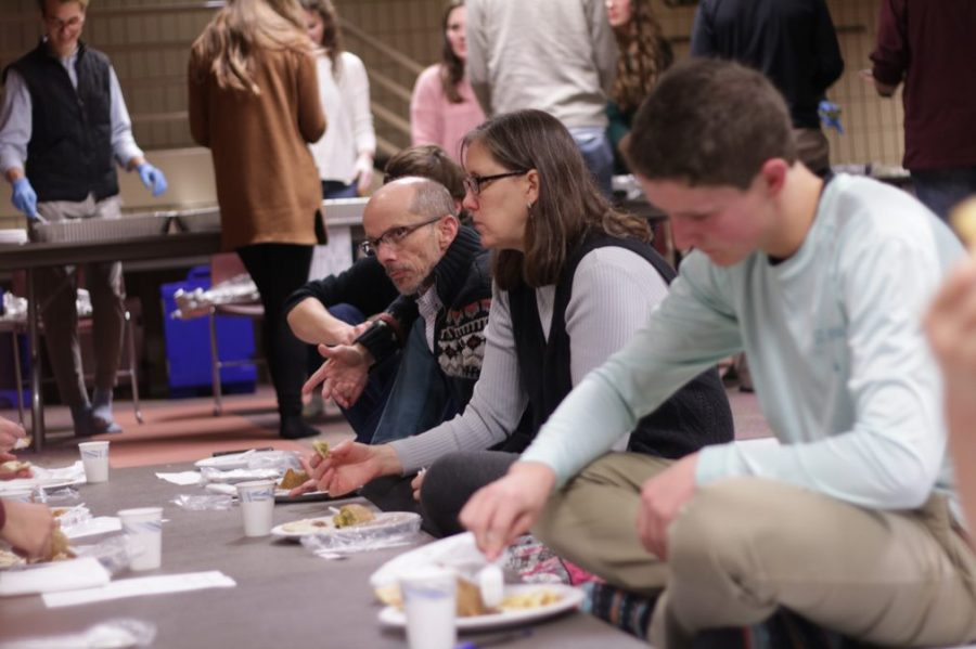 Interfaith dinner offers Jewish, Hindu, Sikh insights on food