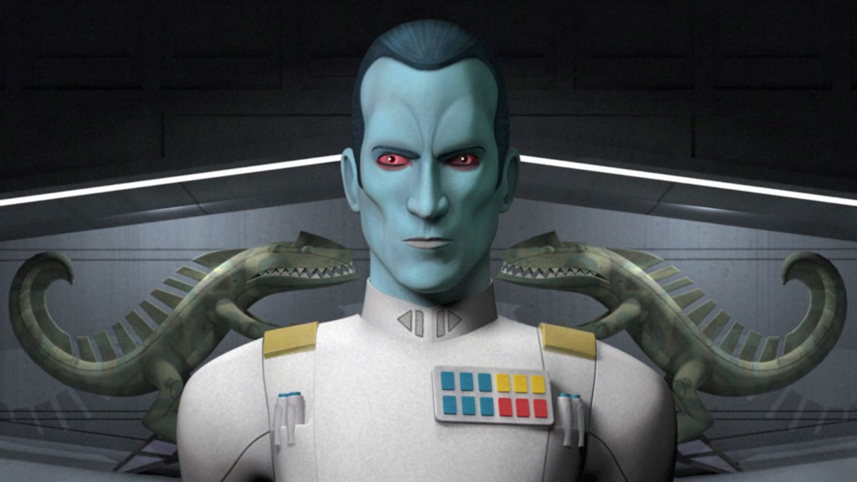 Zahn created one of the most popular Star Wars characters.