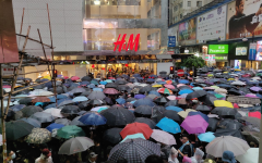 Calvin alumnus protests for democracy in Hong Kong