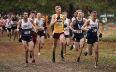 Mens' XC finishes 14th, two runners become All-American