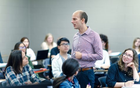 The experience of transfer students at Calvin University