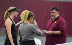 New women's tennis coach is looking forward to season