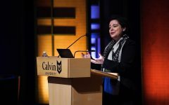 Rev. Najla Kassab wraps up January Series