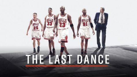 Last Dance Documentary showing every Sunday