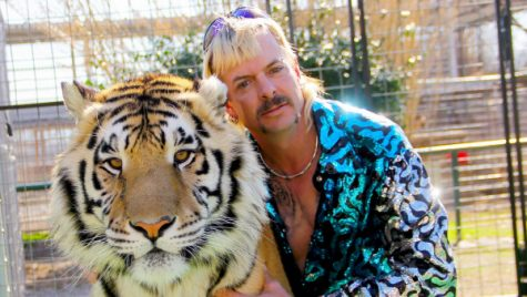Tiger King is a glittering American dumpster fire