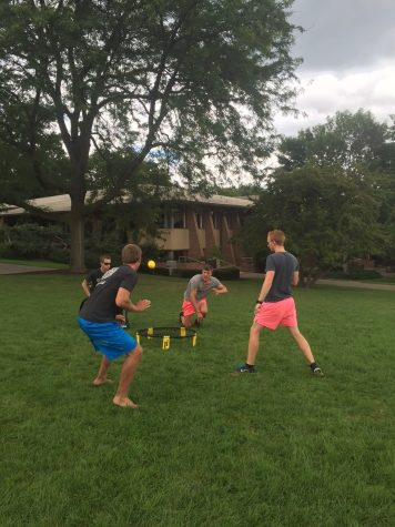 Intramurals offer new activities, ditches contact sports for fall