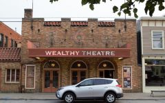 Wealthy Theatre was originally built in 1911 but was opened as it stands today in 1998.
