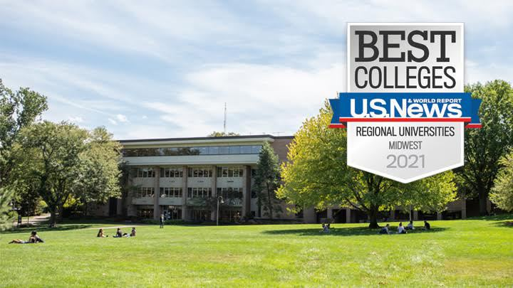 Calvin moves up in national U.S. News and World Reports rankings, maintains 3rd place regionally