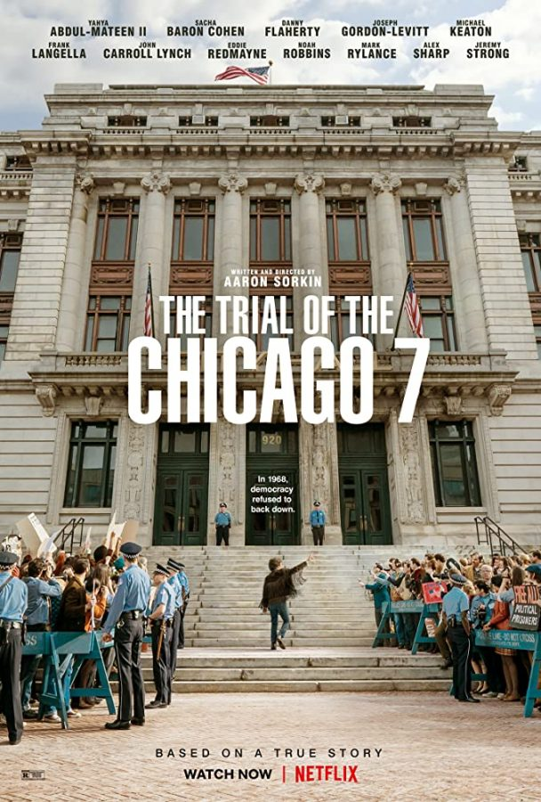 "Snappy dialogue can't save ""The Trial of the Chicago 7"" from bad directing"