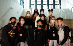 Introductory photo of students apart of the LEAD campaign.
