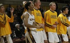 Calvin men's basketball team is excited to be able to play despite COVID-19.
