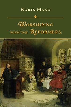 Dr. Maag's new book examines the worship practices of Christians in the sixteenth century.