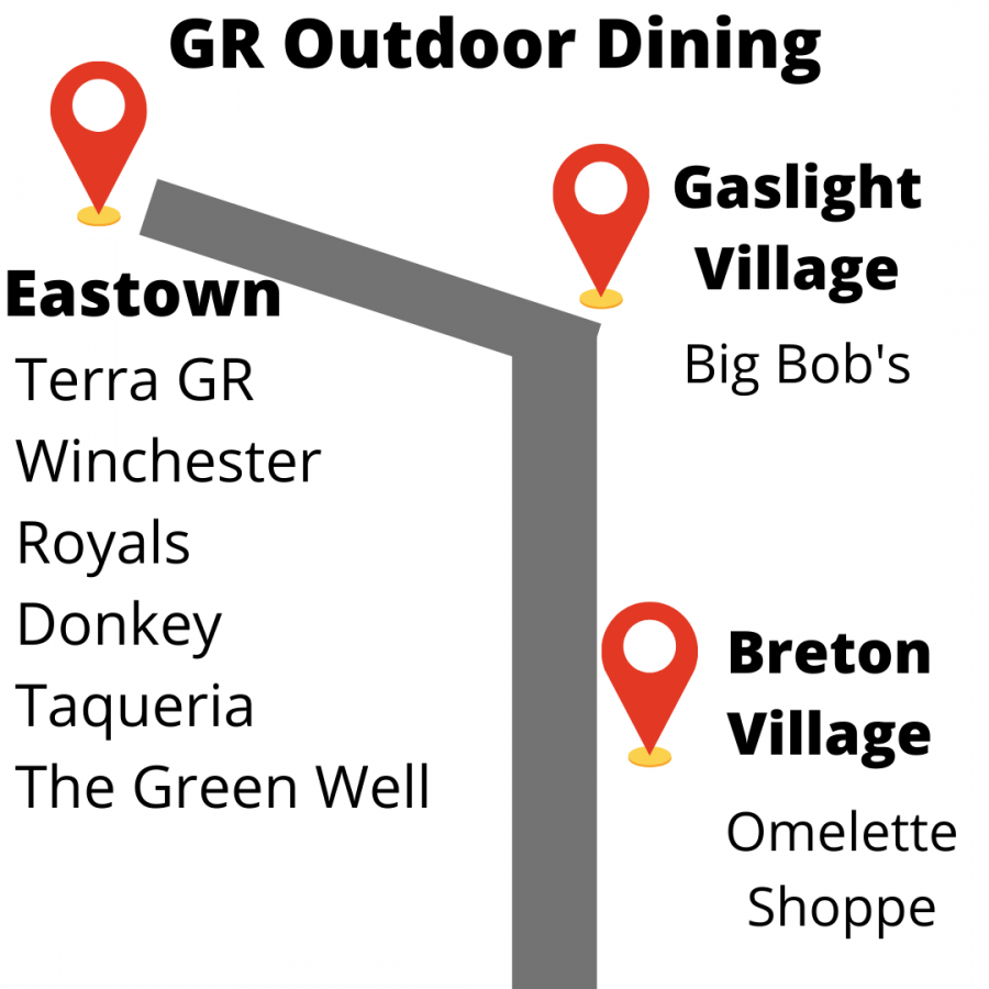 Eat out safely and responsibly with these local dining options