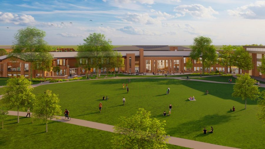 First look at Calvin's largest building project to date: $75 million Commons Union
