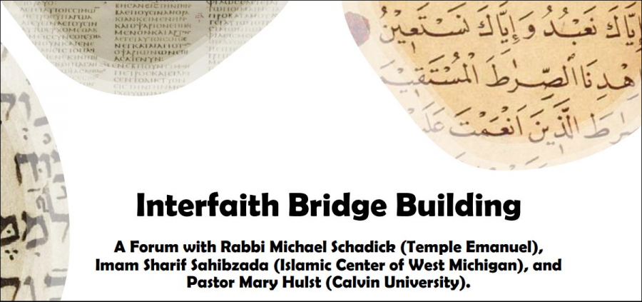 New interfaith faculty group hosts event