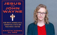 Du Mez's Jesus and John Wayne climbs NYT bestseller list