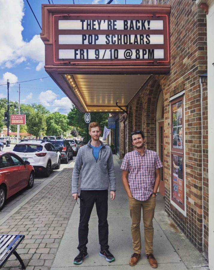 Pop Scholars has been performing at Wealthy Theatre since 2013.