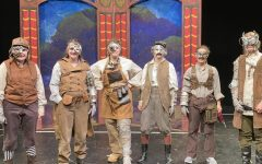 After several COVID-related setbacks, CTC performed a Steampunk version of Shakespeare.