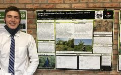 Over 15 students worked on summer research with the Plaster Creek Stewards