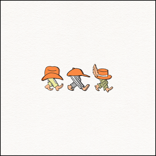 Genre-defying trio Bad Bad Hats explores love on their newest release.